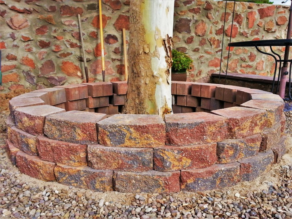 Stone Paver Patio JMJ Remodeling Experts