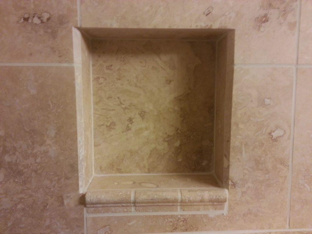 Travertine Tile Bathroom Jmj Remodeling Experts