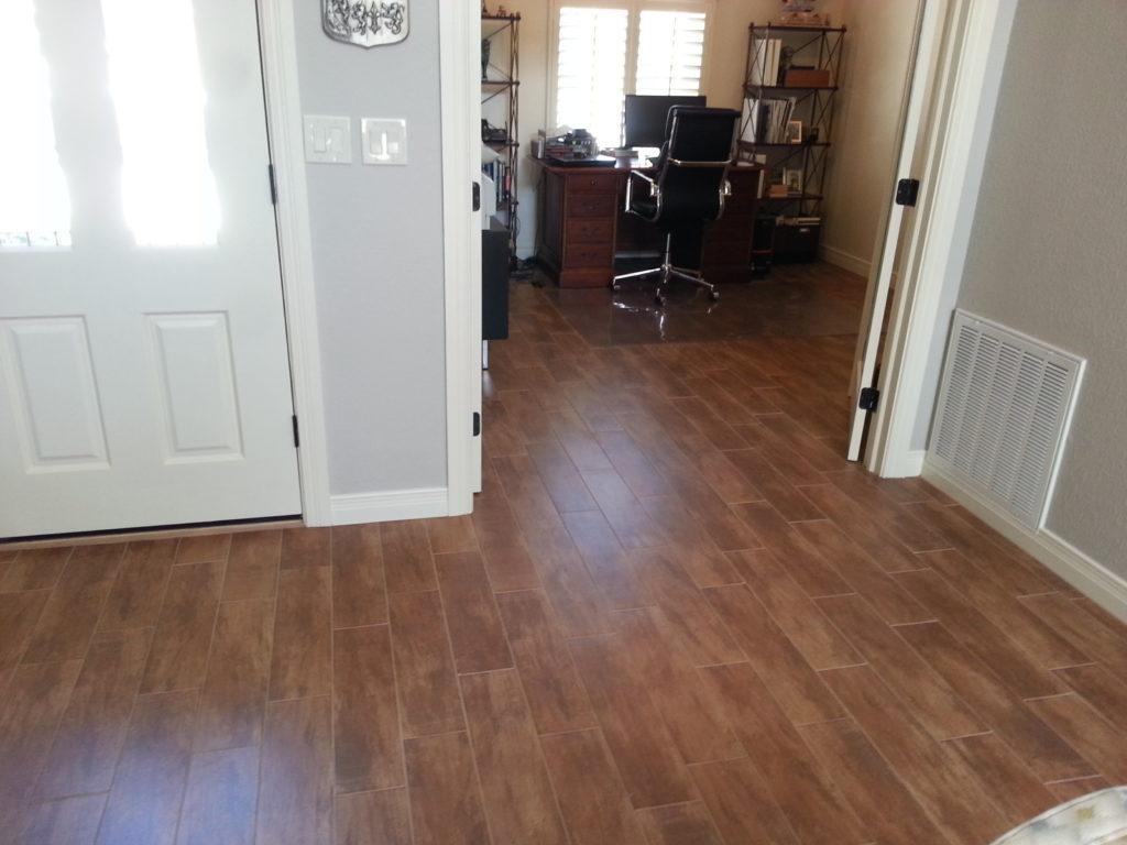 Wood style tile floor 5 jmj remodeling experts for Tile styles 2016